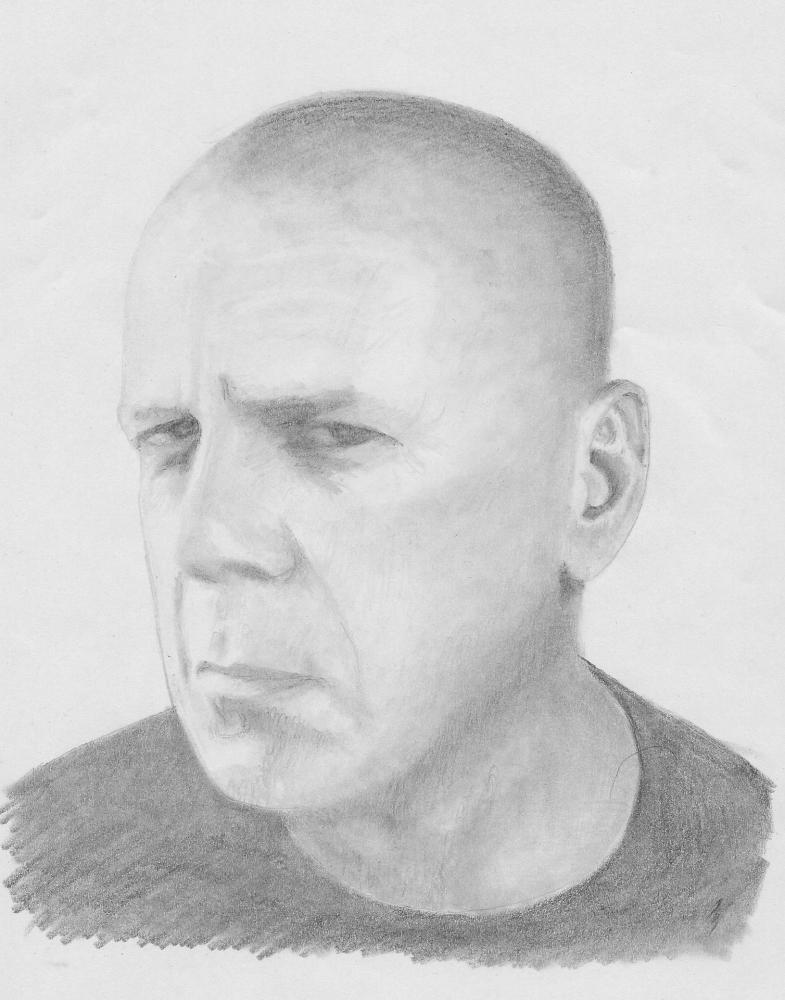 Bruce Willis by JimmyE